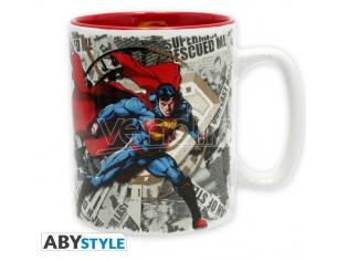 TAZZA DC COMICS - SUPERMAN MUG GADGET