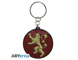 Portachiavi Trono Di Spade - Lannister Pvc Gadget
