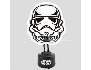 Star Wars Stormtrooper Lampada Neon 17 x 24 cm PVC Gadget
