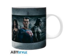 TAZZA DC COMICS - BATMAN VS SUPERMAN MUG GADGET