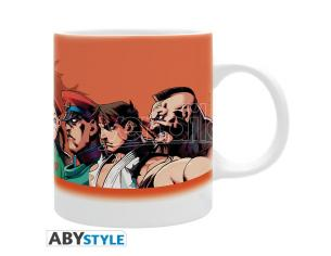 TAZZA STREET FIGHTER MUG - GADGET