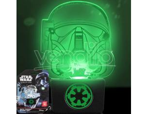 PORTACHIAVI LUMINOSO D.TROOPER STAR WARS GADGET