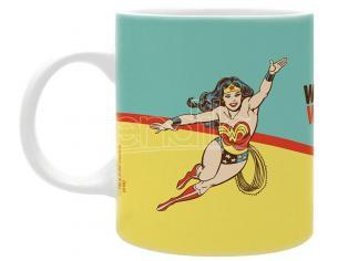 Dc Comics - Wonder Woman Tazza Gadget