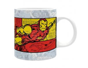 TAZZA MARVEL - IRON MAN VINTAGE MUG GADGET