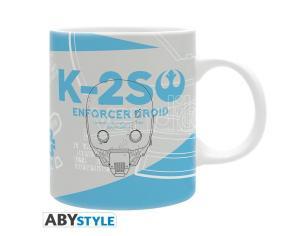 Star Wars - K-2so Tazza Gadget