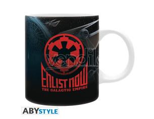 TAZZA STAR WARS - ENLIST NOW EMPIRE MUG GADGET