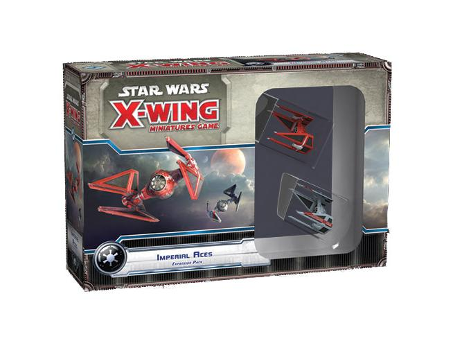 STAR WARS X-WING: ASSI IMPERIALI GIOCHI DA TAVOLO - TAVOLO/SOCIETA'