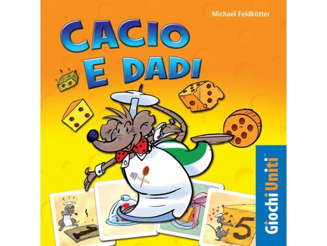 CACIO E DADI GIOCHI DA TAVOLO - TAVOLO/SOCIETA'