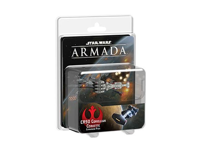 STAR WARS ARMADA: C.CORELLIANA CR90 GIOCHI DA TAVOLO - TAVOLO/SOCIETA'