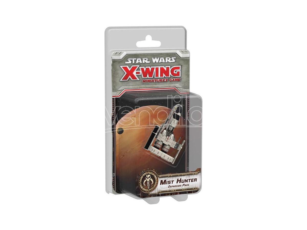 STAR WARS X-WING: MIST HUNTER GIOCHI DA TAVOLO - TAVOLO/SOCIETA'