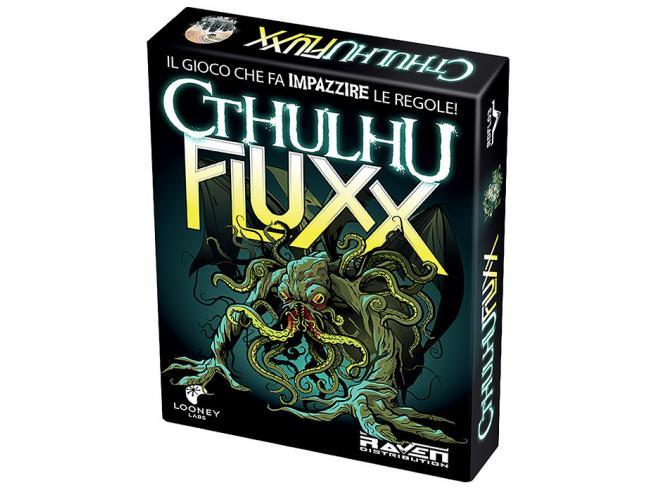 CTHULHU FLUXX - ED. ITALIANA GIOCHI DA TAVOLO TAVOLO/SOCIETA'