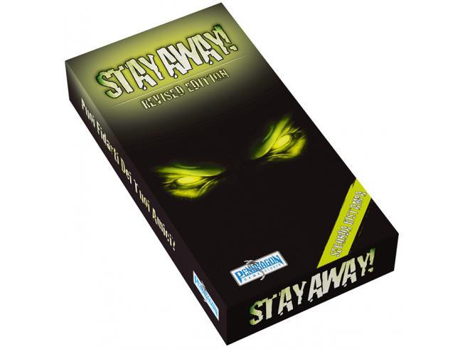 STAY AWAY! REVISED 2A RISTAMPA GIOCHI DI CARTE - DA TAVOLO/SOCIETA'