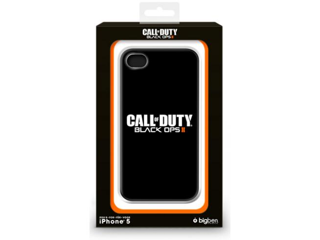 COVER LOGO COD BLACK OPS II IPHONE 5 CUSTODIE/PROTEZIONE - MOBILE/TABLET