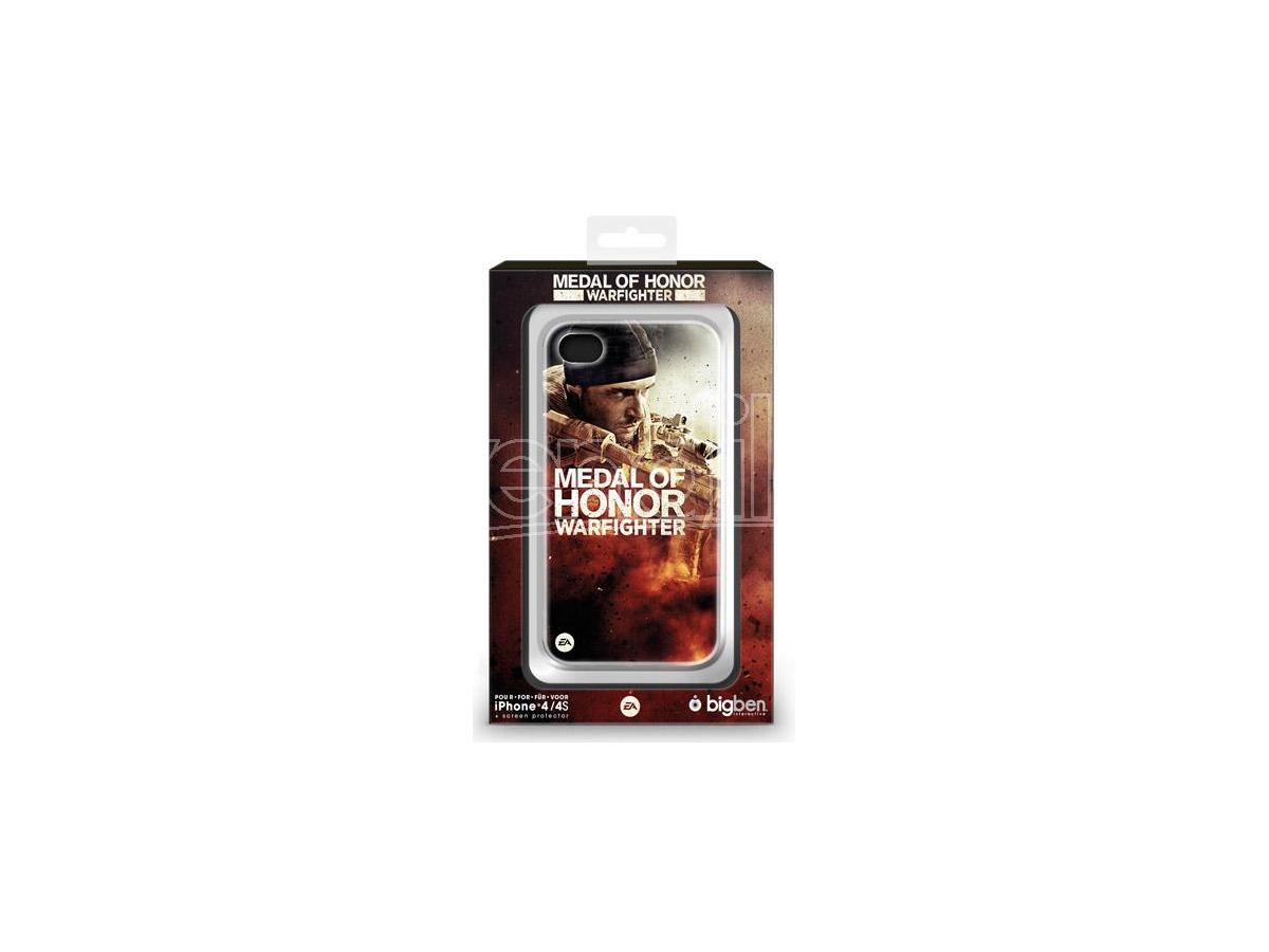COVER MEDAL OF HONOR WARF. IPHONE 4/4S CUSTODIE/PROTEZIONE - MOBILE/TABLET