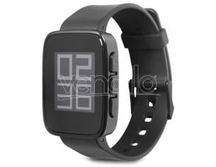 SMARTWATCH CHRONOS ECO - BLACK MOBILE/TABLET