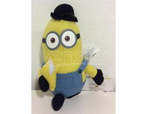 PELUCHE MINIONS MOVIE 15CM PELUCHES