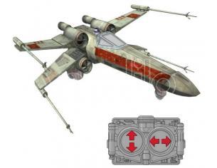 RC X-WING FIGHTER STAR WARS 25 CM GADGET - GIOCHI ELETTRONICI