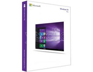 MICROSOFT WIN PROFESSIONAL10 32/64 BIT APPLICATIVI - SOFTWARE PC/MAC
