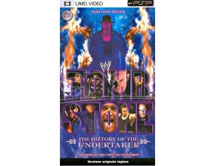 WWE UNDERTAKER SPORTIVO - DVD