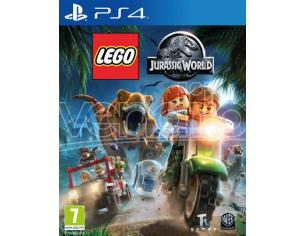 LEGO JURASSIC WORLD AZIONE AVVENTURA - PLAYSTATION 4