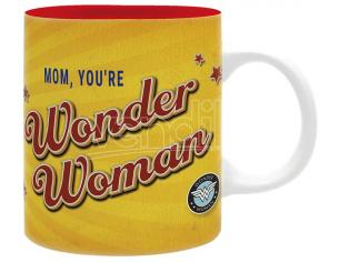 Dc Comics - Wonder Woman Mom Tazza Gadget