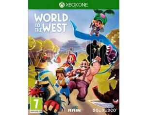 WORLD TO THE WEST AZIONE - XBOX ONE