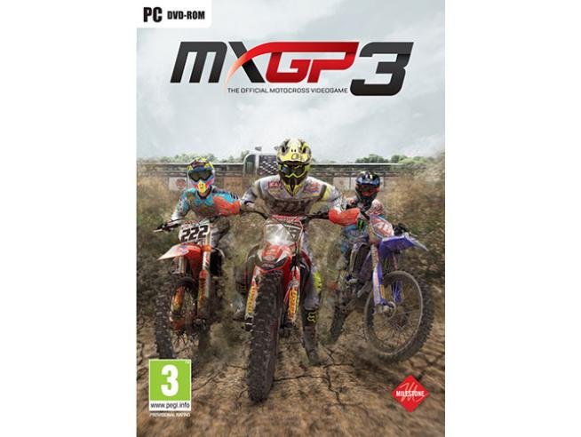 MXGP3 - THE OFFICIAL MOTOCROSS VIDEOGAME GUIDA/RACING GIOCHI PC