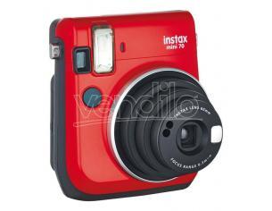 FUJIFILM FOTOCAMERA INSTAX MINI 70 RED - SPORT/TEMPO LIBERO