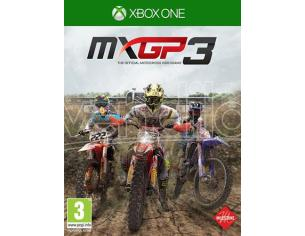 MXGP3 - THE OFFICIAL MOTOCROSS VIDEOGAME GUIDA/RACING XBOX ONE