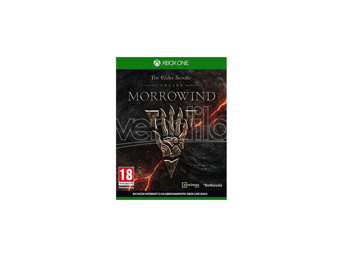 THE ELDER SCROLLS ONLINE MORROWIND MMORPG - XBOX ONE