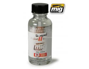 AMMO BY MIG JIMENEZ ALCLAD II LACQUER THINNER CLEANER 8200 COLORI