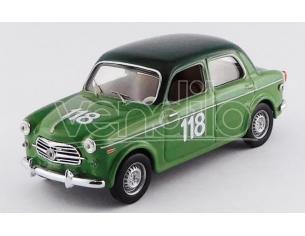 Rio RI4531 FIAT 1100/103 TV N.118 55th (WINN.CLASS) MM 1955 MANDRINI-BERTASSI 1:43 Modellino