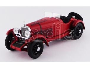 Rio RI4533 MERCEDES SSK SUPER-SPORT-KURZ 1928 RED 1:43 Modellino