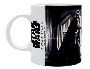 Star Wars - Movie Scene 001 Tazza Gadget