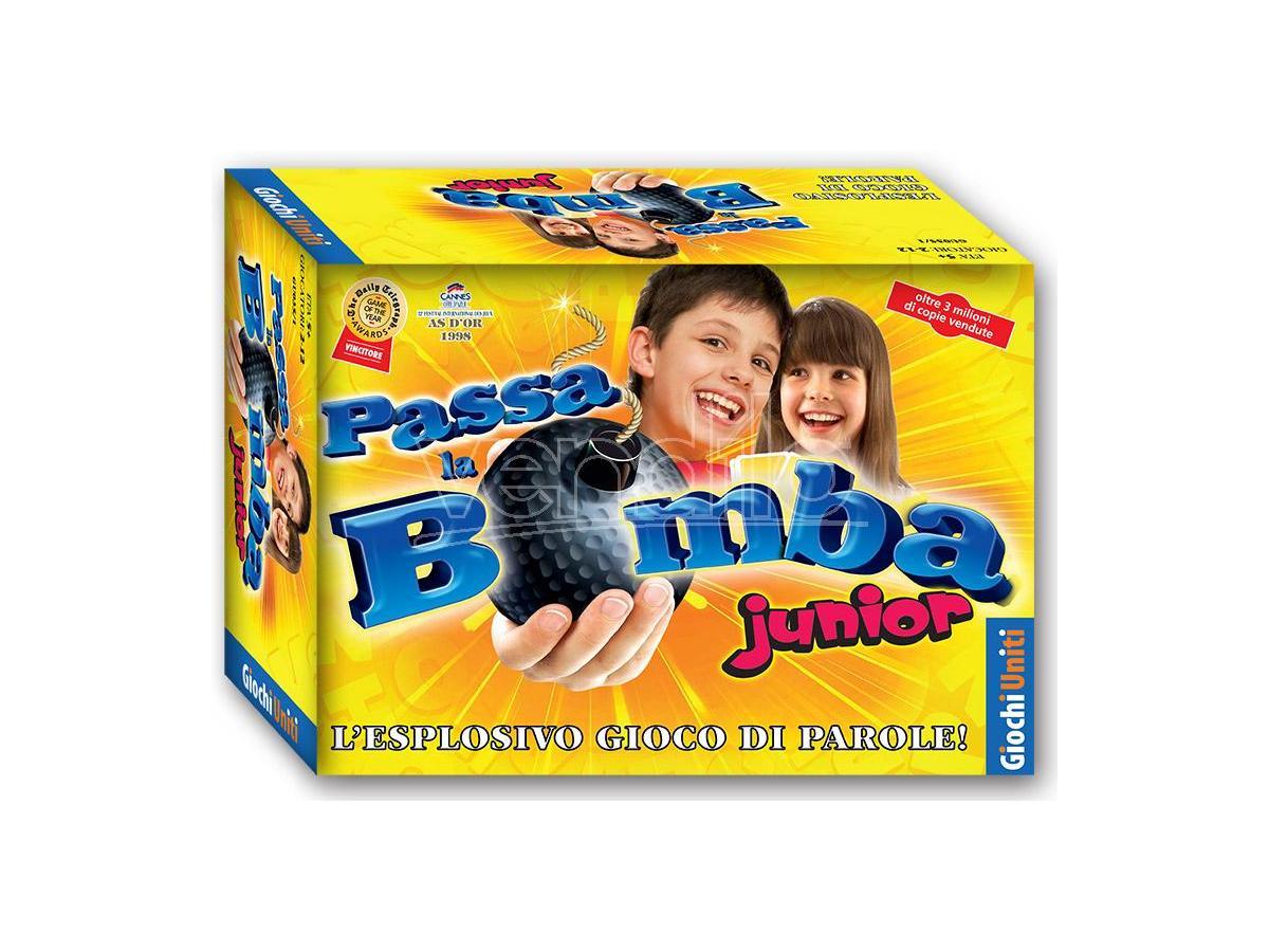 Giochi da tavolo giochi uniti gtav0086 in giochi e modellismo manga e action figures giochi da - Gioco da tavolo passa la bomba ...