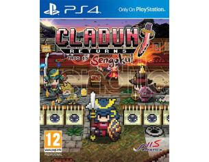 CLADUN RETURNS: THIS IS SENGOKU! GIOCO DI RUOLO (RPG) - PLAYSTATION 4