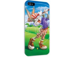 COVER BUGS BUNNY GOLF IPHONE 4/4S CUSTODIE/PROTEZIONE - MOBILE/TABLET
