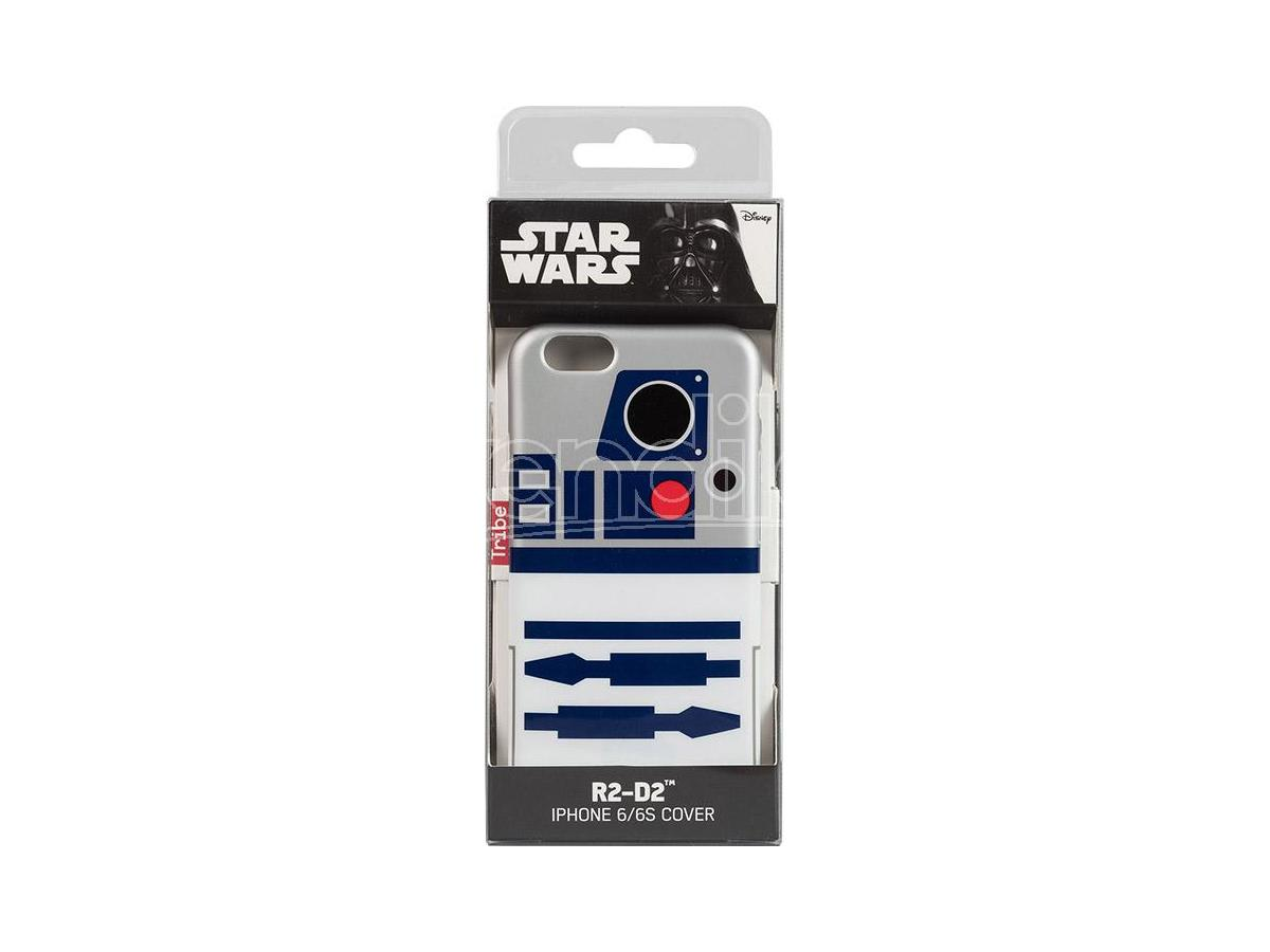 TRIBE COVER R2-D2 IPHONE 6/6S CUSTODIE/PROTEZIONE - MOBILE/TABLET