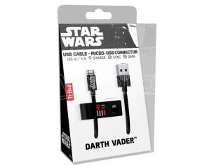 TRIBE CAVO MICRO USB 1,2M DARTH VADER CAVETTERIA - MOBILE/TABLET