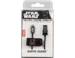 TRIBE CAVO LIGHTNING USB 1,2M DARTH V. CAVETTERIA - MOBILE/TABLET