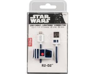 TRIBE CAVO LIGHTNING USB 1,2M R2-D2 CAVETTERIA - MOBILE/TABLET