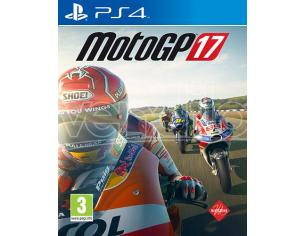 MOTO GP 17 GUIDA/RACING - PLAYSTATION 4
