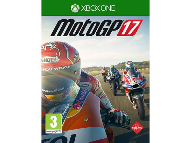 MOTO GP 17 GUIDA/RACING - XBOX ONE