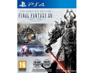 FINAL FANTASY XIV ONLINE THE COMPLETE ED MMORPG - PLAYSTATION 4