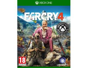 FAR CRY 4 GREATEST HITS SPARATUTTO - XBOX ONE