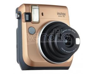 FUJIFILM FOTOCAMERA INSTAX MINI 70 GOLD - SPORT/TEMPO LIBERO