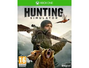 HUNTING SIMULATOR SIMULAZIONE - XBOX ONE