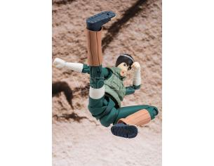 Bandai Naruto Rock Lee Action Figure 15 cm Figuarts