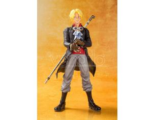 One Piece Zero Sabo Statua Figura 15 cm Film Gold Figuarts Bandai