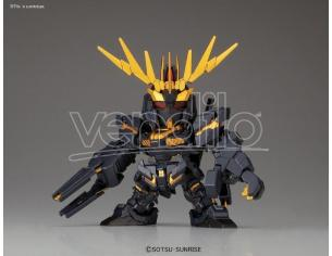 BANDAI MODEL KIT BB GUNDAM UNICORN 2 BANSHEE 380 MODEL KIT